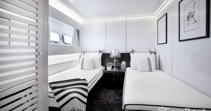 Noleggio Yacht con o senza skipper Arcadia a Saint-Tropez
