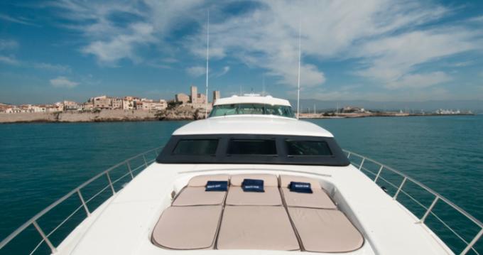 Noleggio barche Saint-Tropez economico 32
