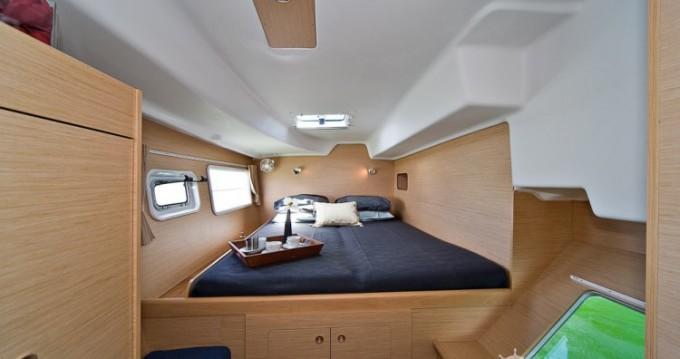Noleggio Catamarano Lagoon con patente nautica