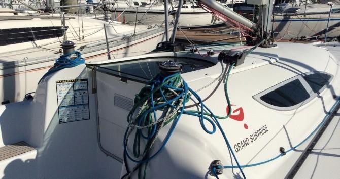 Noleggio Barca a vela Archambault con patente nautica