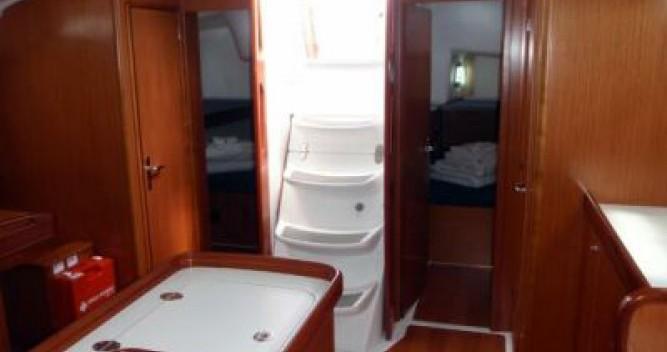 Noleggio Barca a vela con o senza skipper Bénéteau a Lu Canniscioni