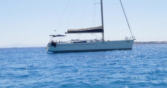 Noleggio barche Bénéteau Cyclades 50.4 a Lu Canniscioni su Samboat