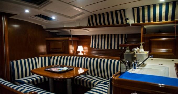 Bénéteau Oceanis 473 tra privati e professionisti a Port de Barcelona