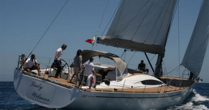 """Noleggio barche Lipari economico COMET 62"""" RS"""