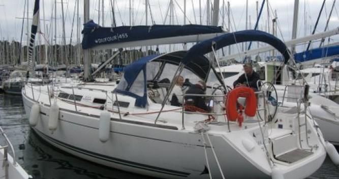 Noleggio barche Dufour Dufour 455 Grand Large a La Rochelle su Samboat