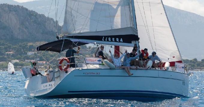 Noleggio Barca a vela con o senza skipper Bénéteau a Palermo