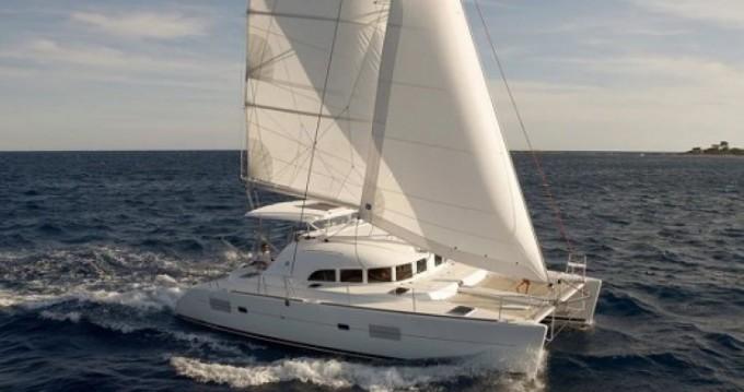 Noleggio Catamarano a Le Vauclin – Lagoon Lagoon 380