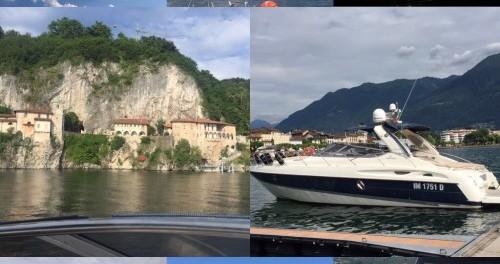 Barca a motore a noleggio a Sesto Calende al miglior prezzo