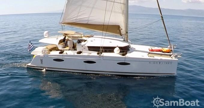 Noleggio Catamarano a Atene – Fountaine Pajot Berret