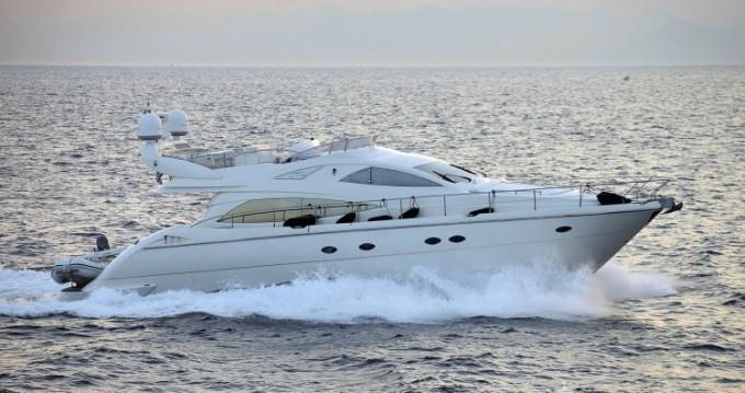 Noleggio Yacht con o senza skipper Aicon a Atene