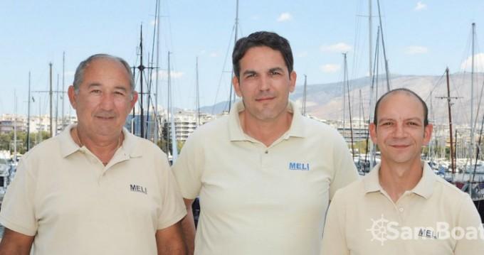 Noleggio Yacht a Atene – Ferretti yacht