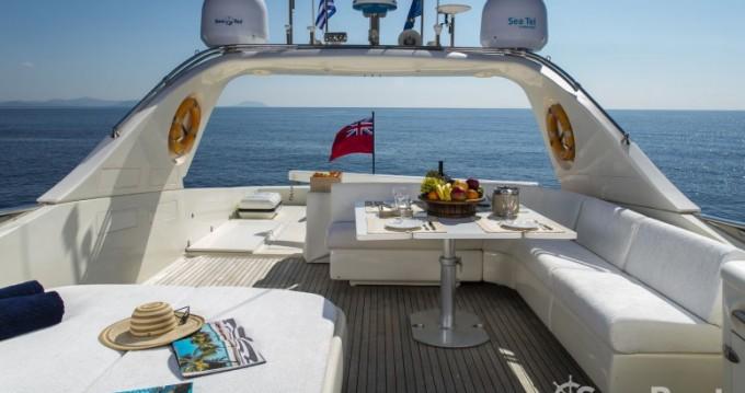 Canados yacht tra privati e professionisti a Atene
