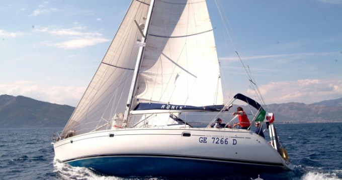 Noleggio barche Andora economico Sun Odyssey 52.2