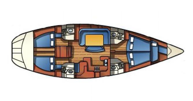 Noleggio yacht a Andora – Jeanneau Sun Odyssey 52.2 su SamBoat