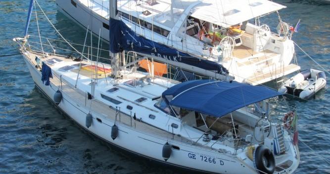 Jeanneau Sun Odyssey 52.2 tra privati e professionisti a Andora