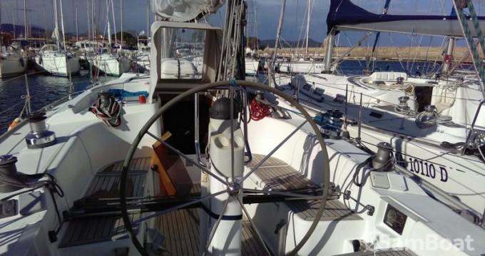 Noleggio barche Golfo Aranci economico Hanse 400