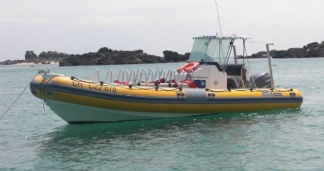 Noleggio Gommone Bwa con patente nautica