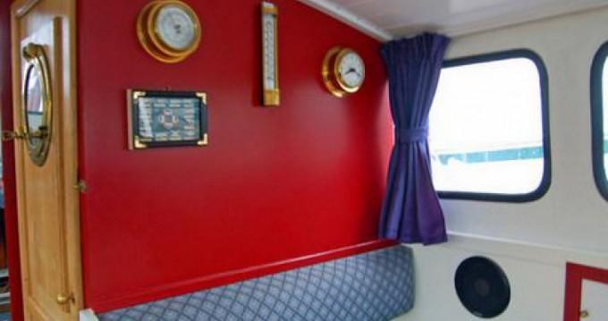 Barca a motore a noleggio a Villeton al miglior prezzo