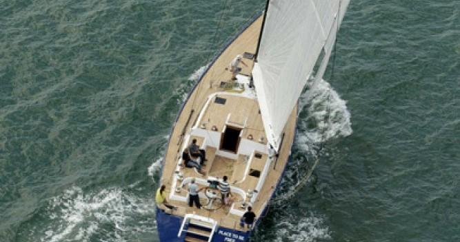 Noleggio yacht a Brest – One-Offmarine-Concept 70 pieds su SamBoat