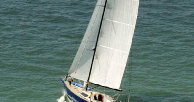 Noleggio Barca a vela a Brest – One-Offmarine-Concept 70 pieds
