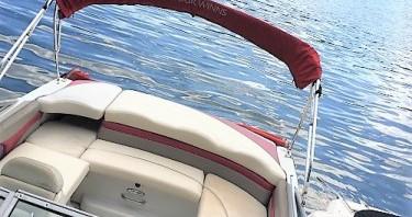 Noleggio Barca a motore Four Winns con patente nautica