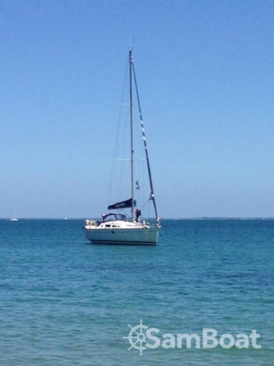 Noleggio barche Les Sables-d'Olonne economico Sun Odyssey 35