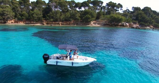 Noleggio barche Conero sunny a Mandelieu-la-Napoule su Samboat