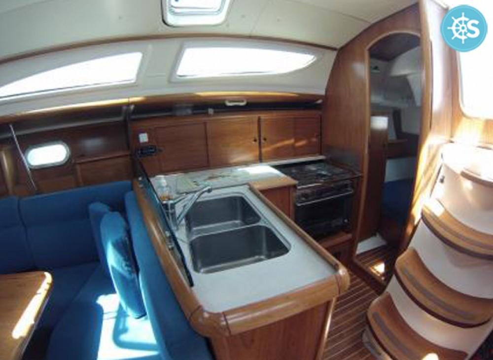 noleggio Barca a vela Les Sables-d'Olonne - Jeanneau Sun Odyssey 35