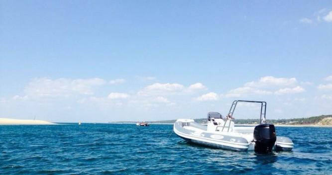 Noleggio Gommone con o senza skipper Nautica Led a Lège-Cap-Ferret