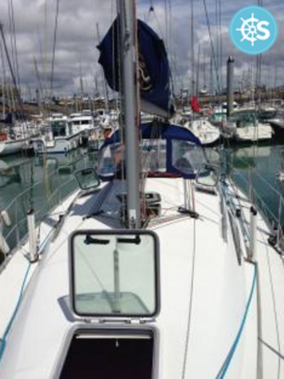Noleggio barche Jeanneau Sun Odyssey 35 Les Sables-d'Olonne su Samboat
