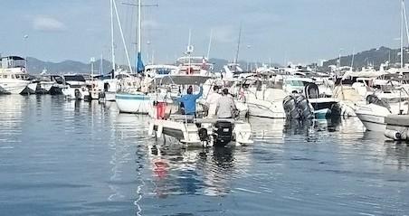 Noleggio barche Antibes economico OPEN 570