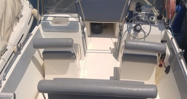 Noleggio yacht a Antibes – Ultramar OPEN 570 su SamBoat