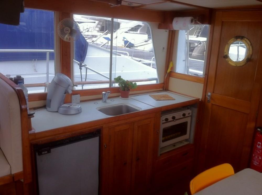 Noleggio barche  economico Island Gypsy 36