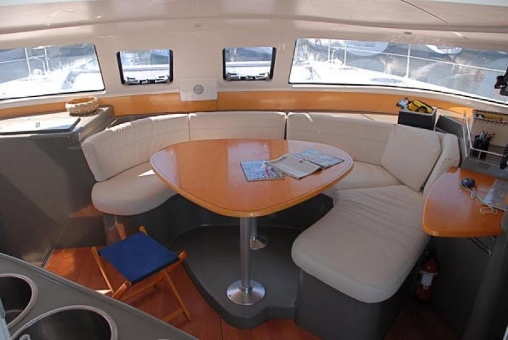Noleggio yacht Porto-Vecchio - Fountaine Pajot Lavezzi 40 su SamBoat