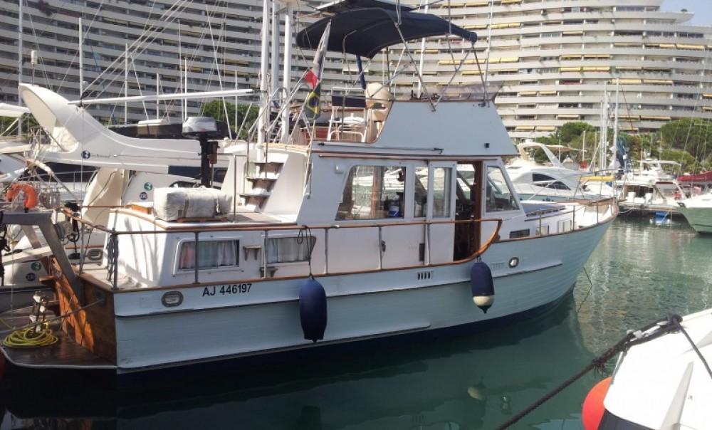 Noleggio Barca a motore Island Gypsy con una patente