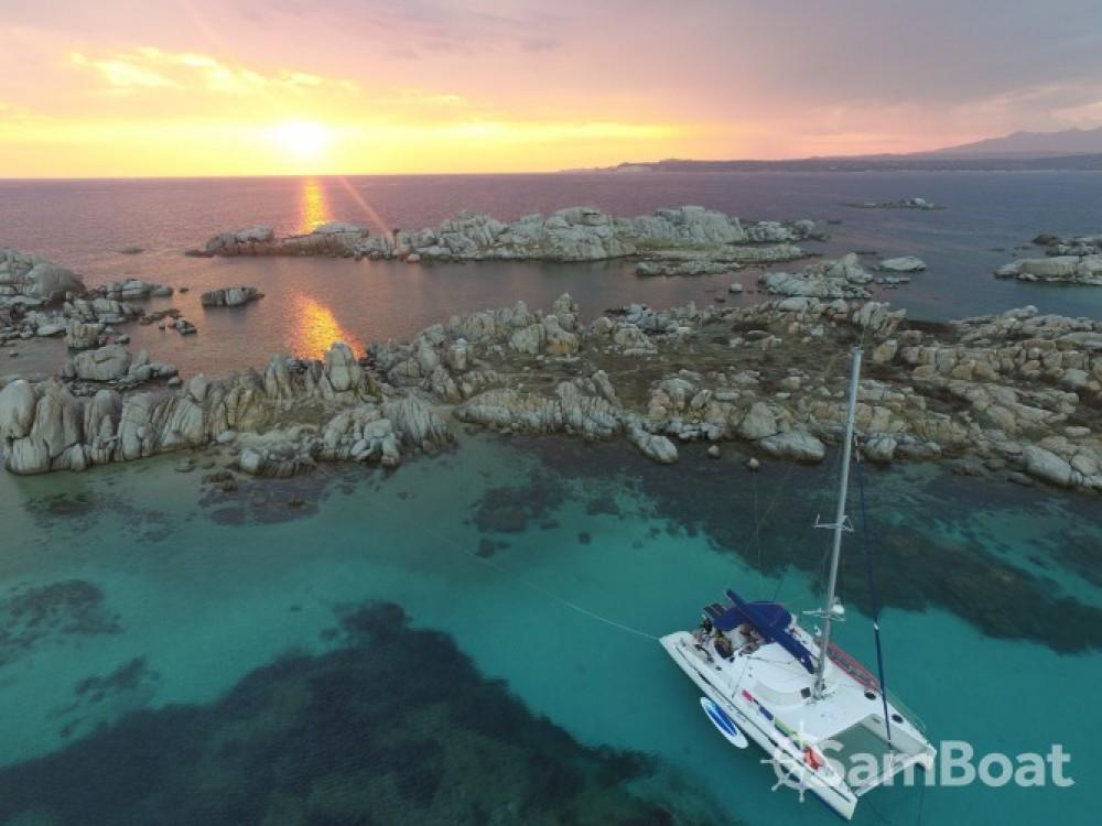 Noleggio Catamarano con o senza skipper Fountaine Pajot Porto-Vecchio