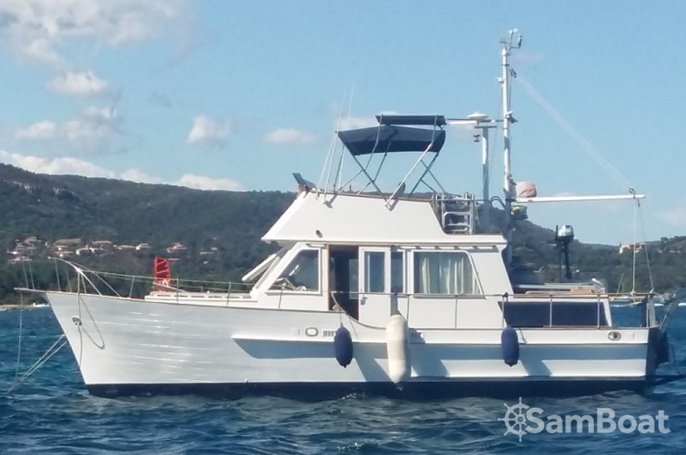 Noleggio Barca a motore con o senza skipper Island Gypsy