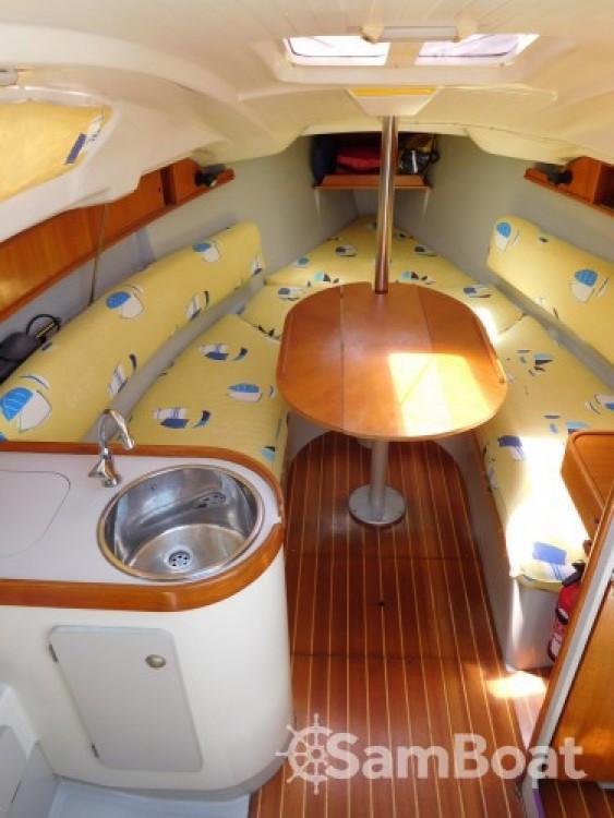 Noleggiare un'Jeanneau Sun Way 25 Golfe-Juan