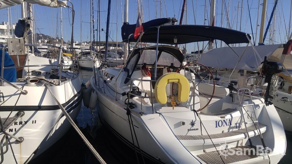 noleggio Barca a vela Cannes - Jeanneau Sun Odyssey 36i
