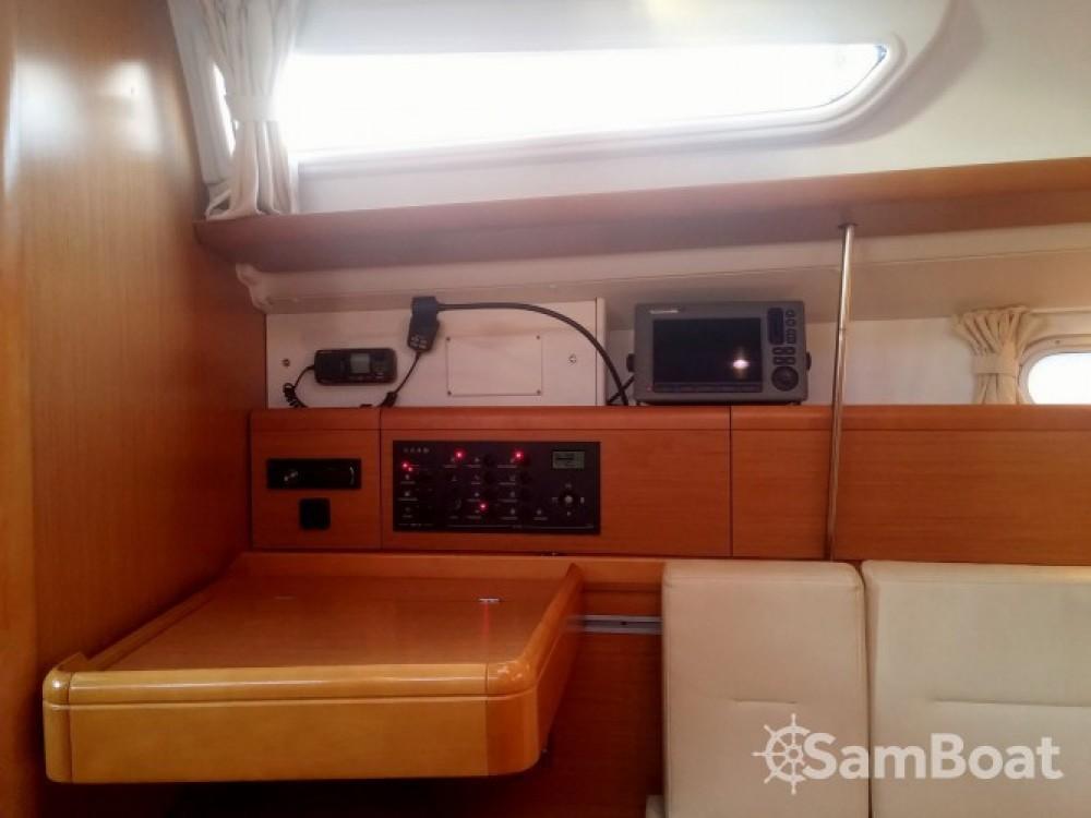 Noleggio Barca a vela Jeanneau con una patente