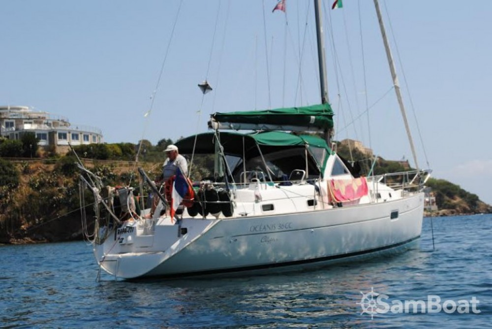 Noleggio barche Bénéteau Oceanis 36 CC Golfe-Juan su Samboat
