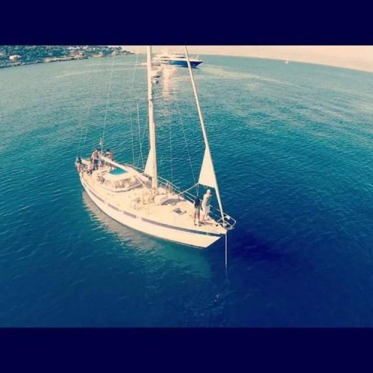 noleggio Barca a vela Villanova Lobetto - Hallberg-Rassy Hallberg Rassy 42E