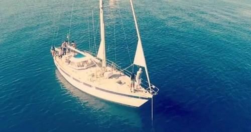 Noleggio barche Hallberg-Rassy Hallberg Rassy 42E a Villeneuve-Loubet su Samboat