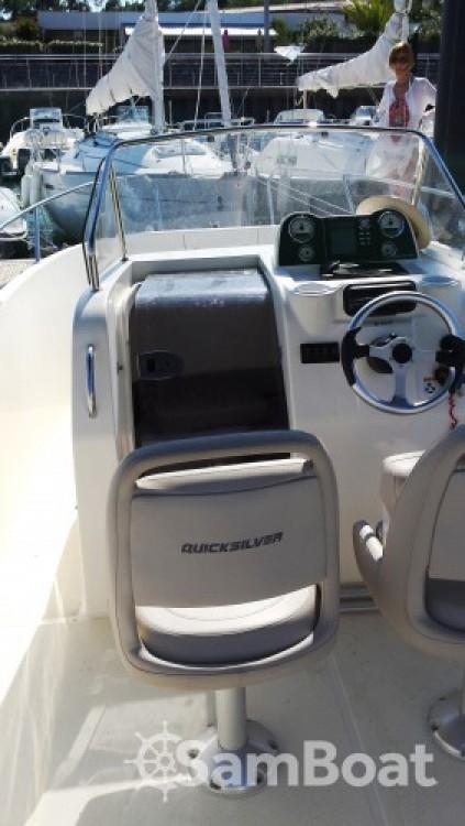 Noleggio Barca a motore con o senza skipper Quicksilver Lège-Cap-Ferret