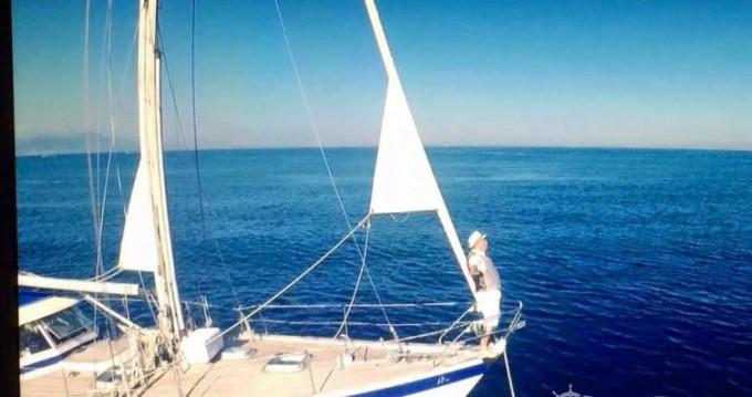 Noleggio barche Villeneuve-Loubet economico Hallberg Rassy 42E