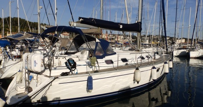 Gibert Marine Gib Sea 41 tra privati e professionisti a Saint-Mandrier-sur-Mer