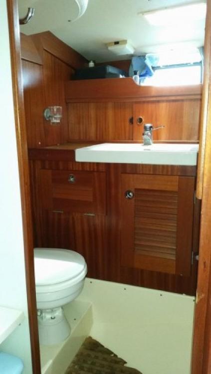Noleggio barche Hallberg-Rassy Hallberg Rassy 42E Villanova Lobetto su Samboat