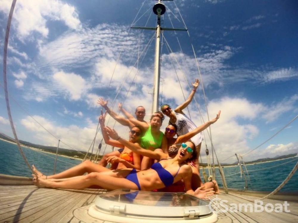Noleggio Barca a vela con o senza skipper Hallberg-Rassy Villanova Lobetto