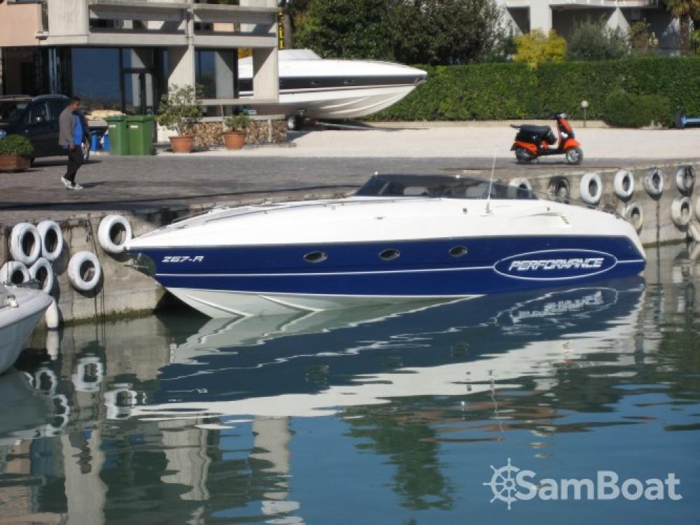 Noleggio barche Performance 11 metres Saint-Tropez su Samboat