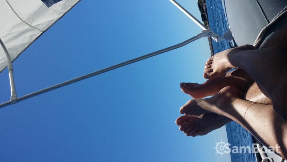 Noleggio Gommone con o senza skipper Capelli Antibes